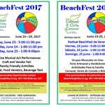 Save the Date - Bilingual - BeachFest 2017