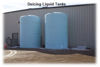 Deicing Liquid Tanks